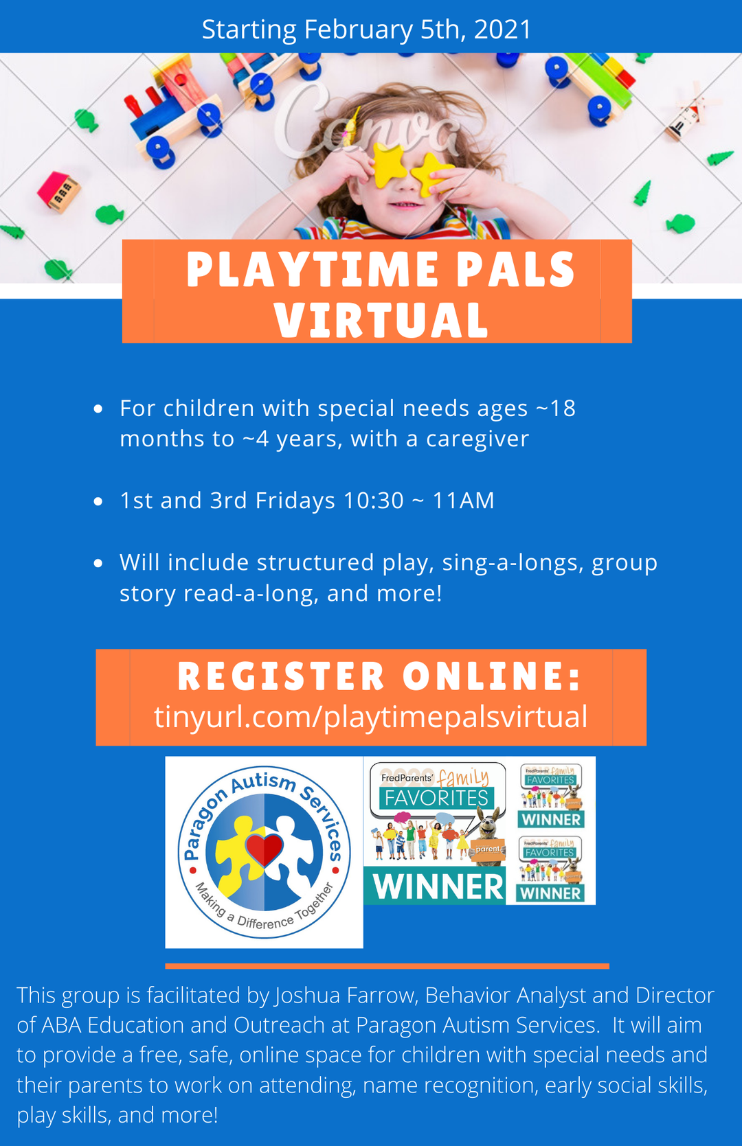 Playtime Pals Virtual